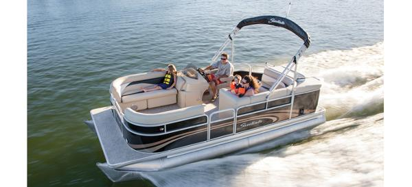 2014 Sweetwater boat for sale, model of the boat is 2086 & Image # 1 of 9