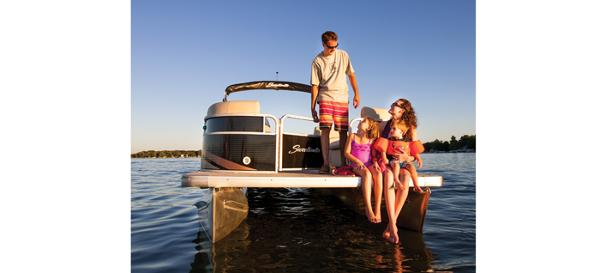 2014 Sweetwater boat for sale, model of the boat is 2086 & Image # 3 of 9