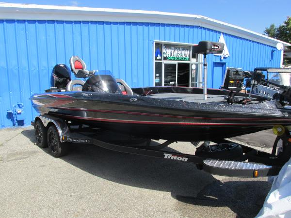 2020 Triton boat for sale, model of the boat is 20 TRX & Image # 2 of 21