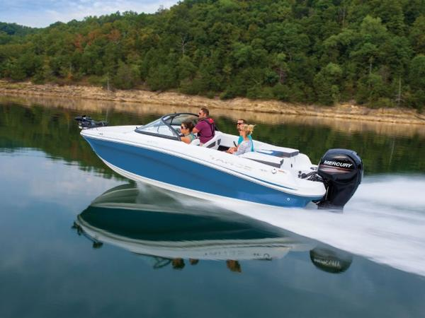 2021 Tahoe boat for sale, model of the boat is 450 TF & Image # 1 of 1