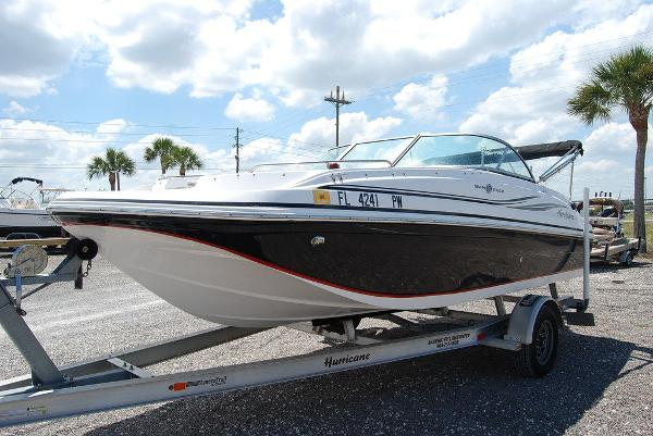 2015 Hurricane boat for sale, model of the boat is sd 187 ob & Image # 5 of 11