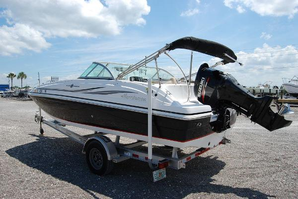 2015 Hurricane boat for sale, model of the boat is sd 187 ob & Image # 8 of 11