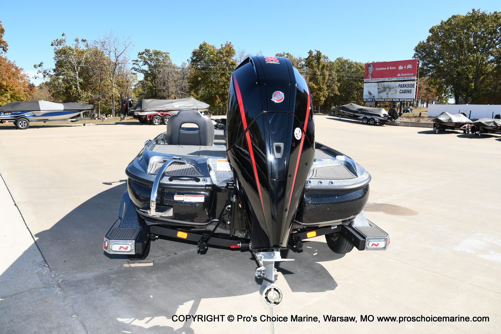 2021 Nitro boat for sale, model of the boat is Z19 pro package & Image # 5 of 50
