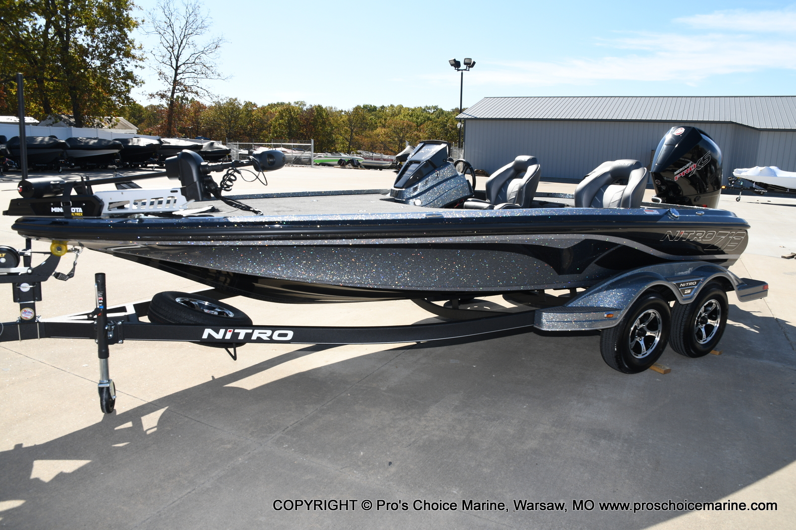 2021 Nitro boat for sale, model of the boat is Z19 pro package & Image # 7 of 50