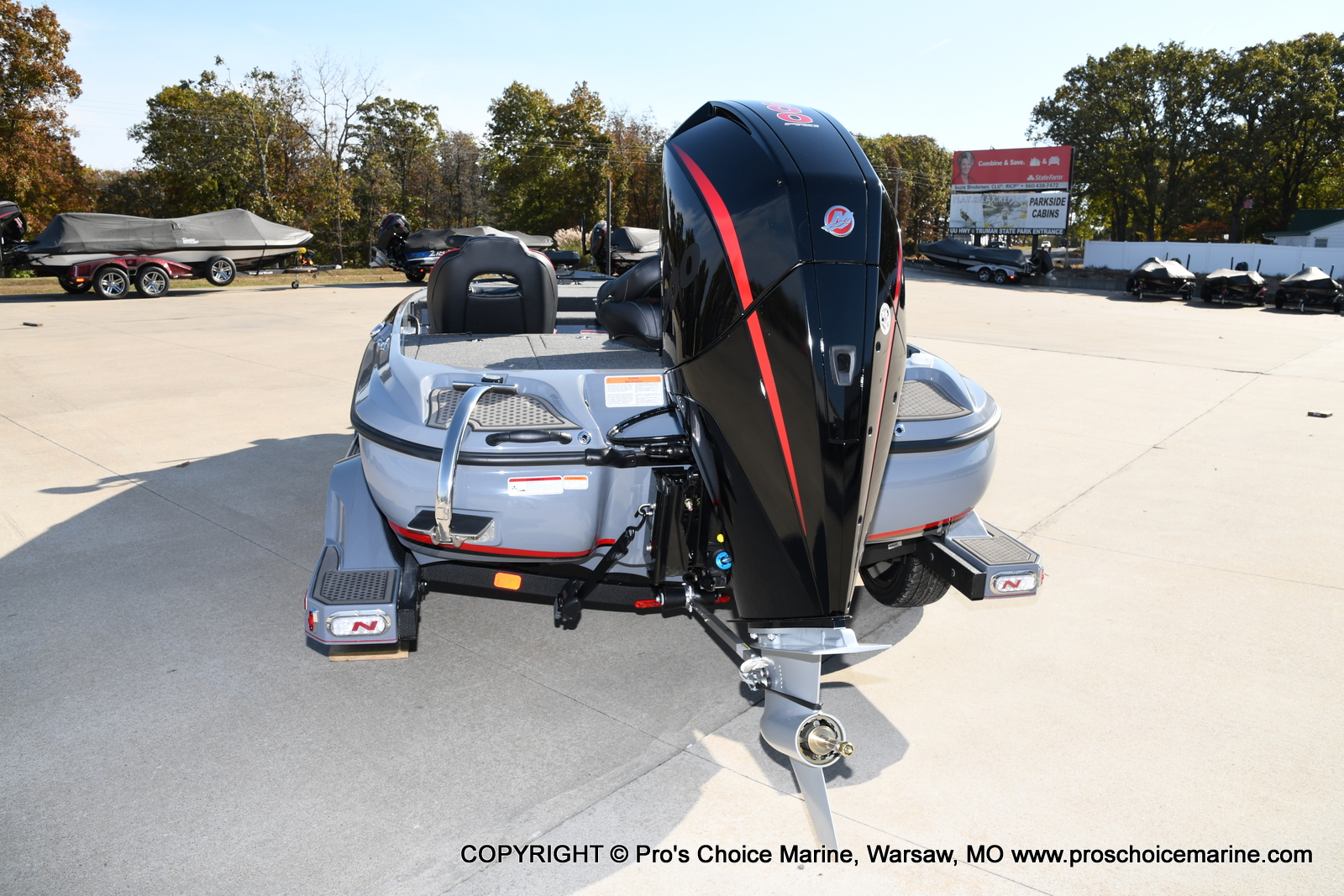 2021 Nitro boat for sale, model of the boat is Z19 pro package & Image # 30 of 50
