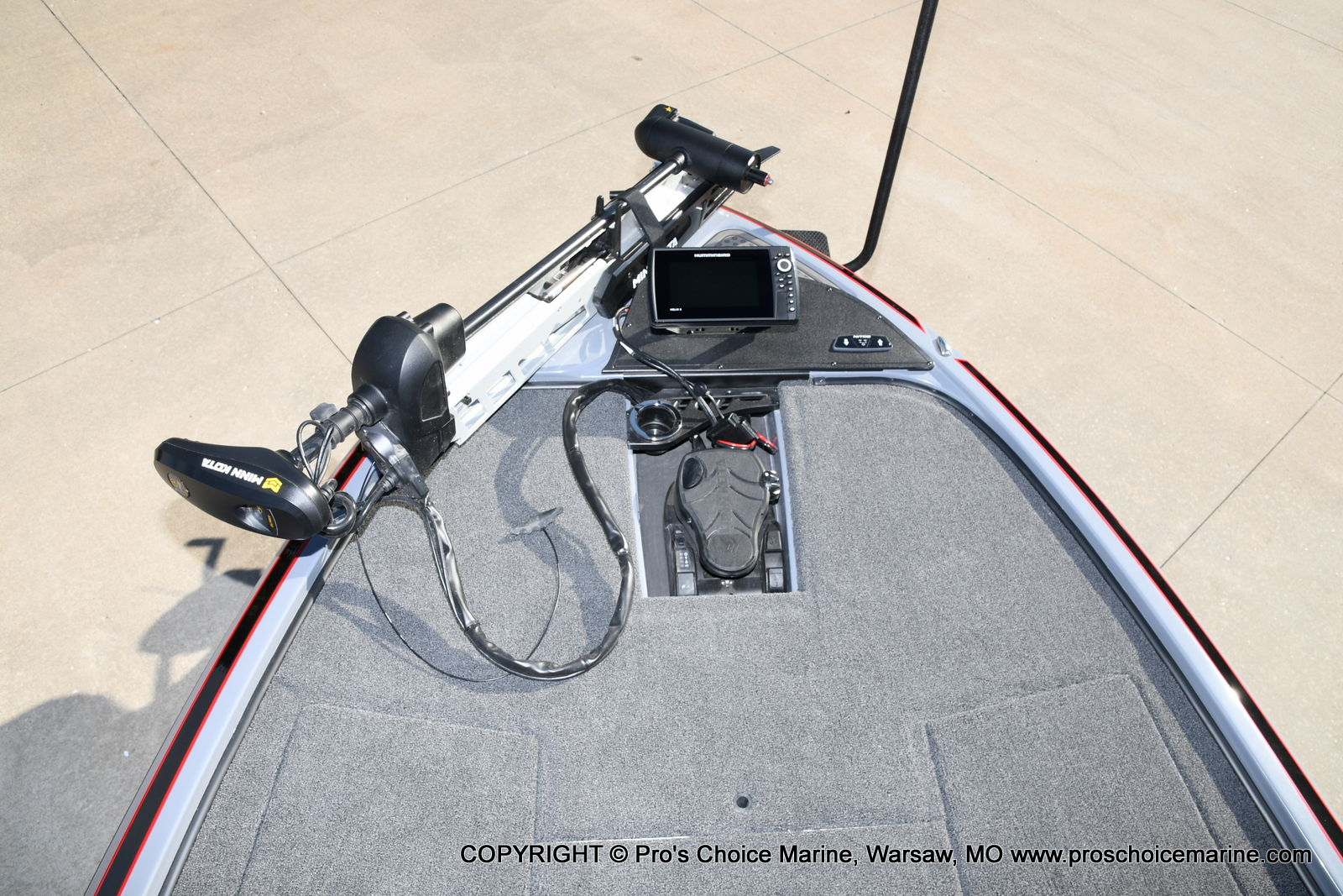2021 Nitro boat for sale, model of the boat is Z19 pro package & Image # 34 of 50