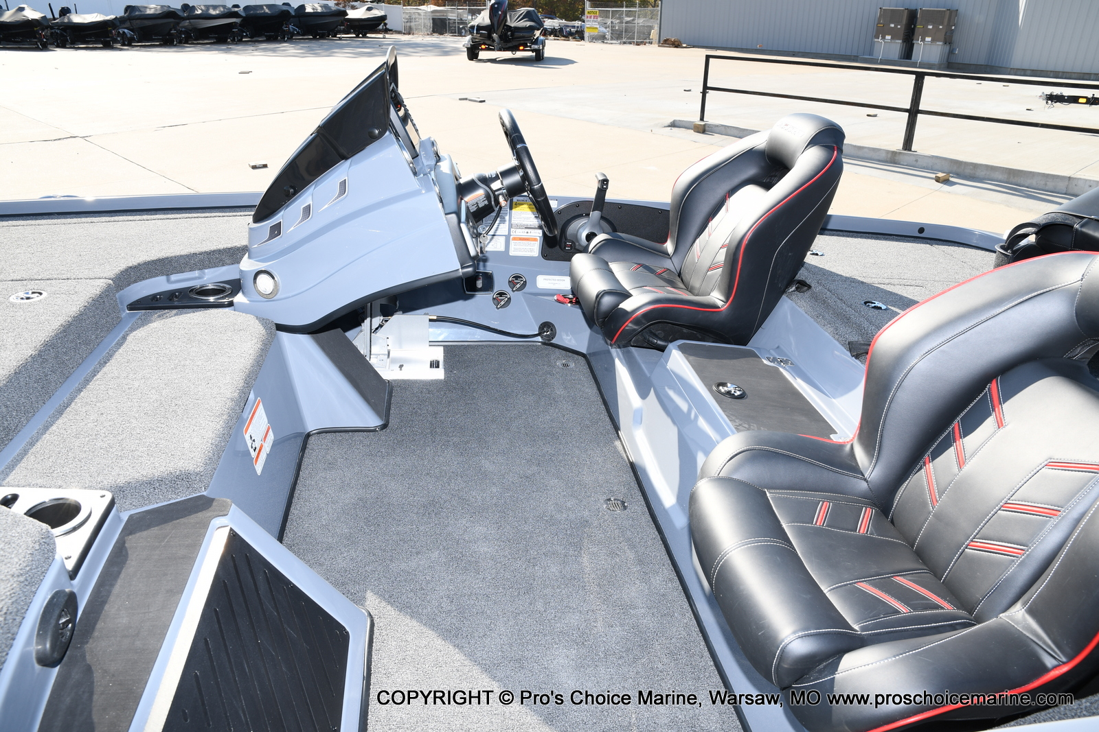 2021 Nitro boat for sale, model of the boat is Z19 pro package & Image # 45 of 50