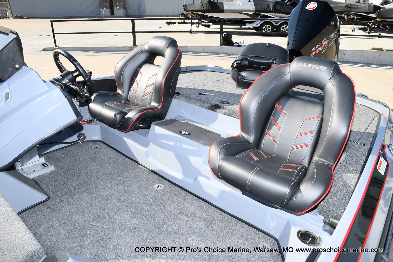 2021 Nitro boat for sale, model of the boat is Z19 pro package & Image # 46 of 50