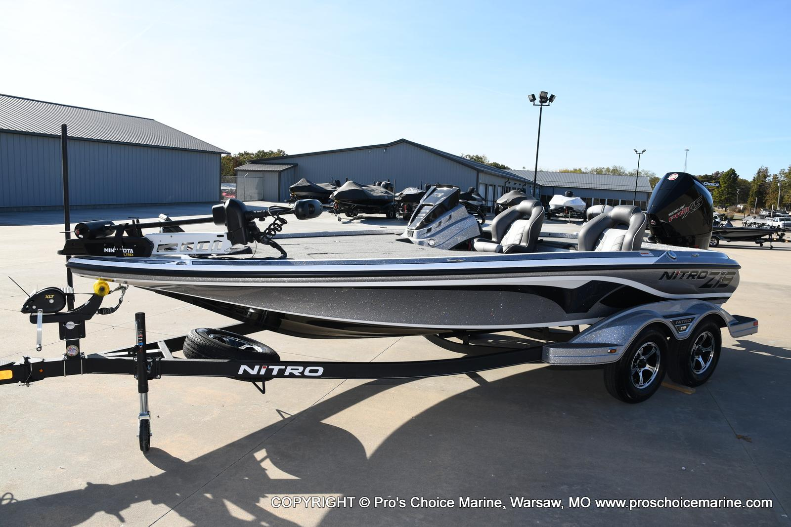 2021 Nitro boat for sale, model of the boat is Z19 pro package & Image # 48 of 50