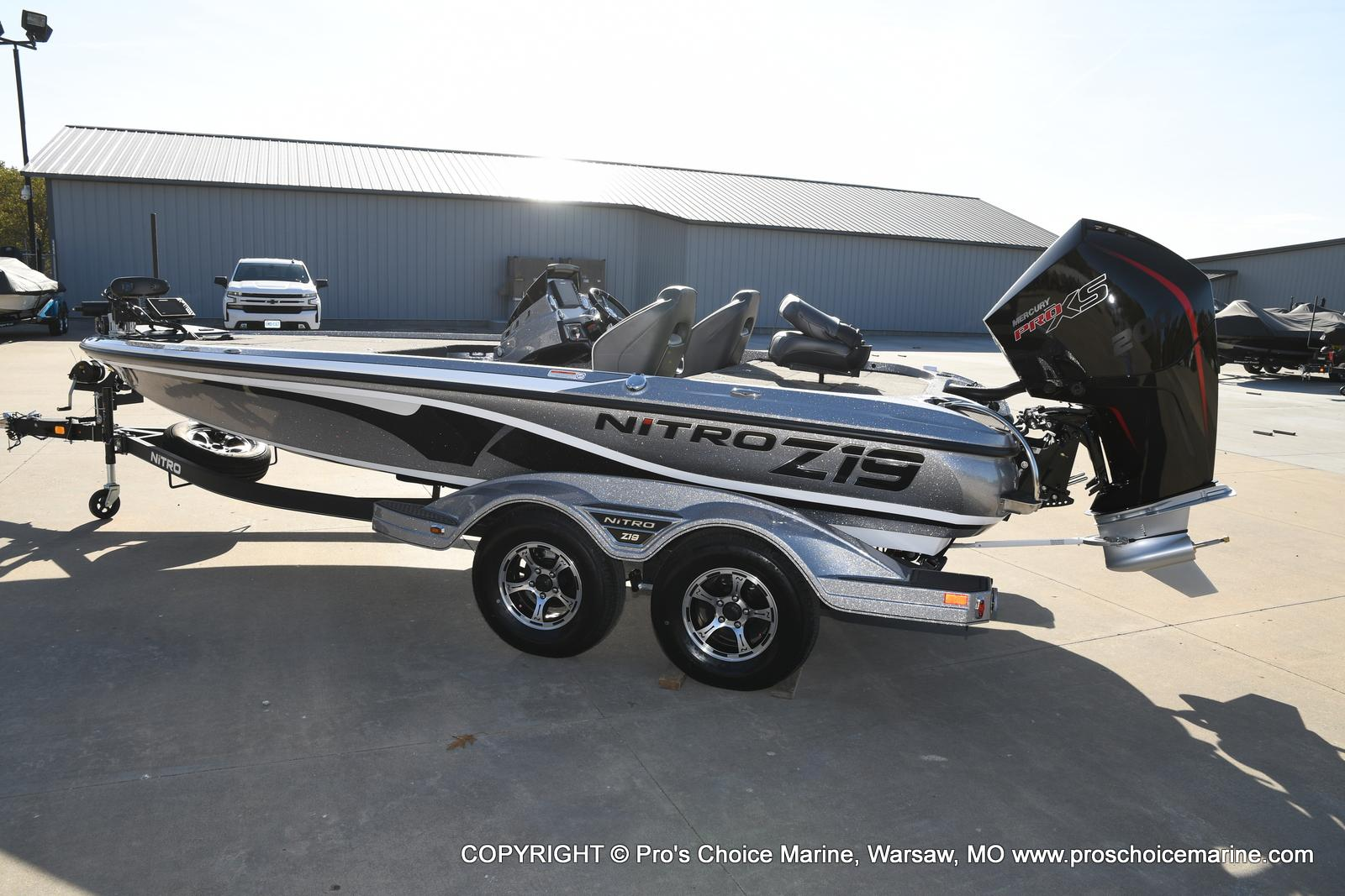 2021 Nitro boat for sale, model of the boat is Z19 pro package & Image # 28 of 50