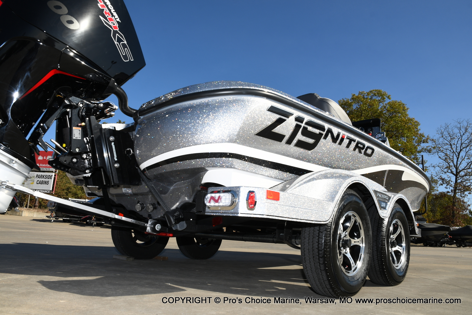 2021 Nitro boat for sale, model of the boat is Z19 pro package & Image # 3 of 50