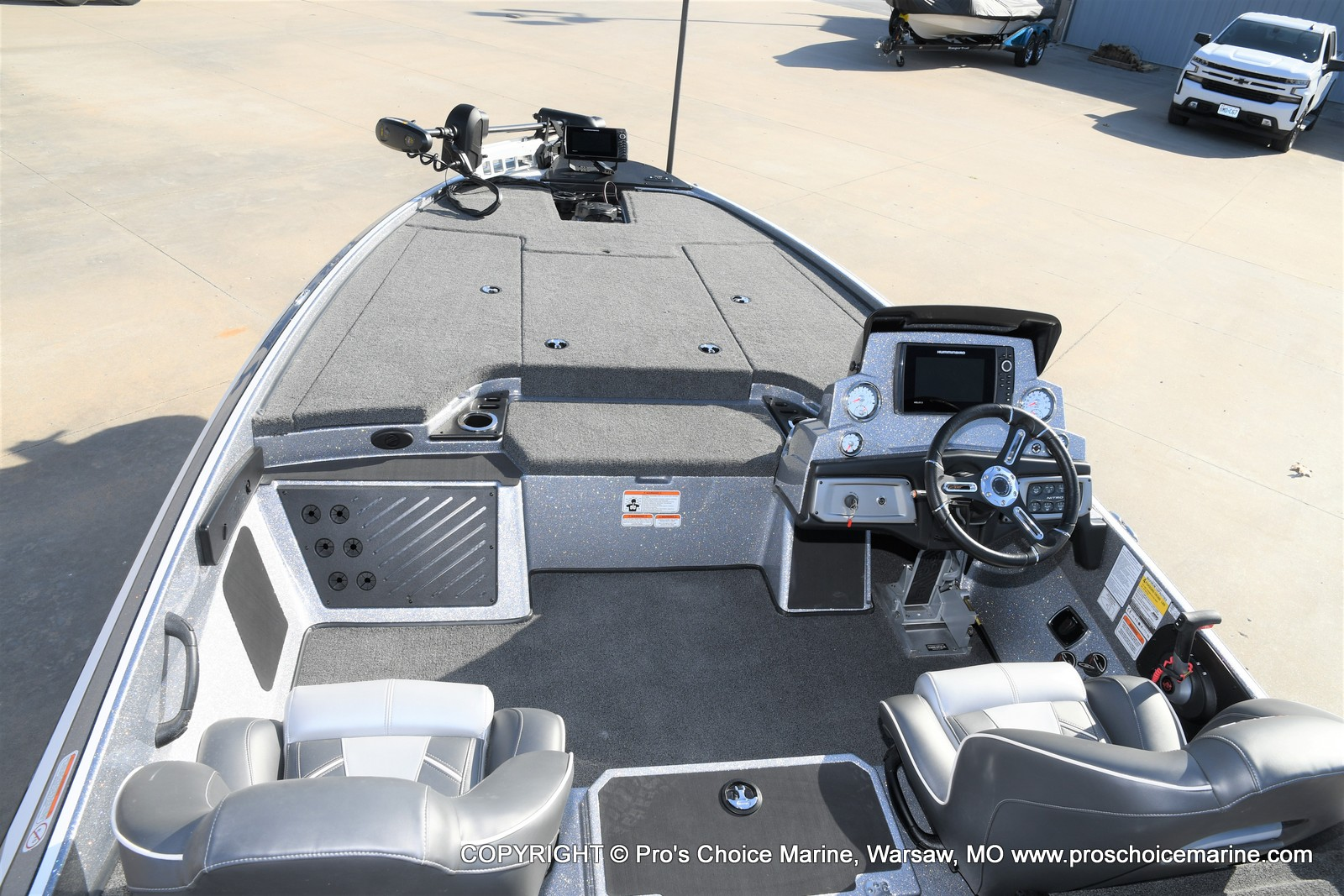 2021 Nitro boat for sale, model of the boat is Z19 pro package & Image # 8 of 50