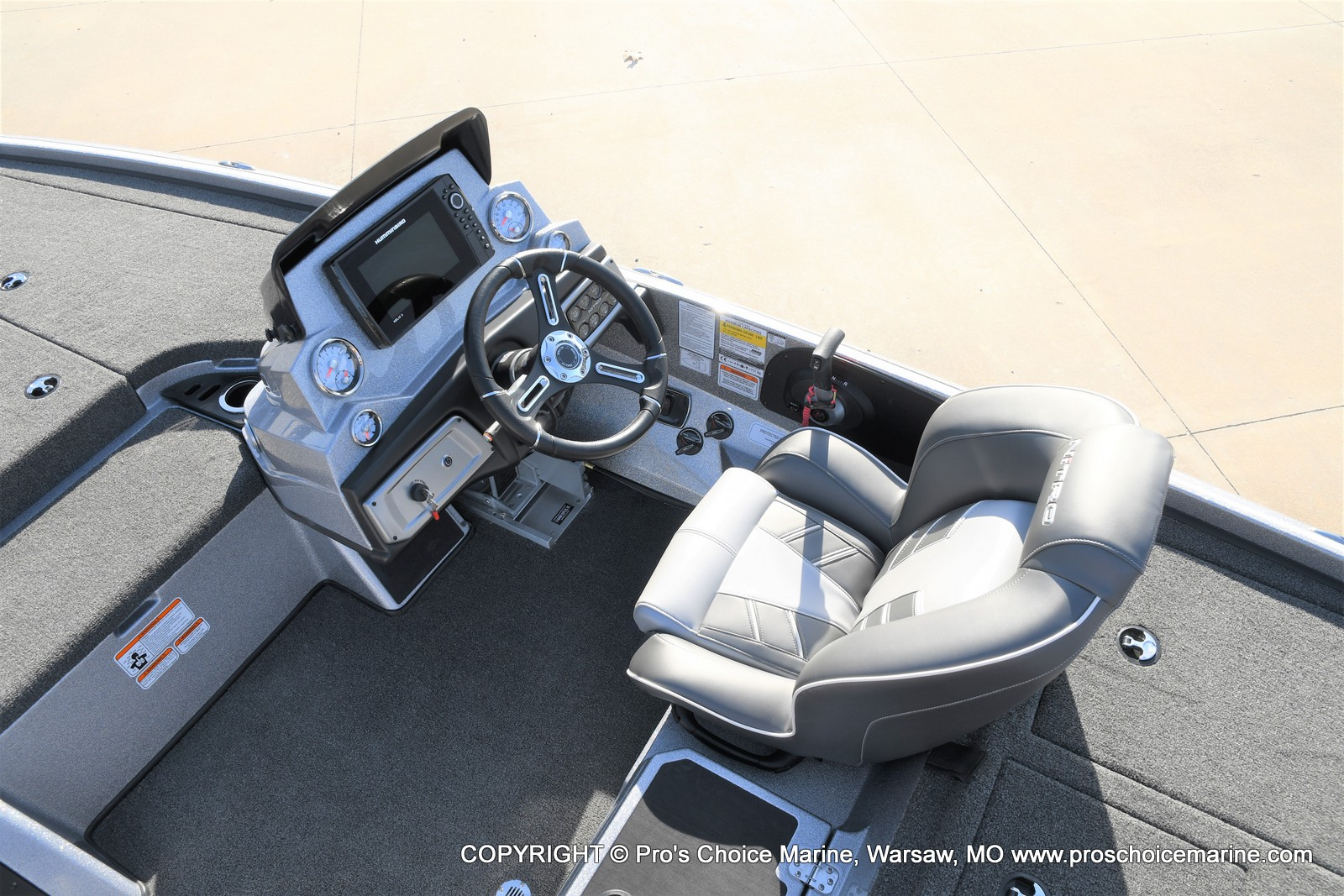 2021 Nitro boat for sale, model of the boat is Z19 pro package & Image # 9 of 50