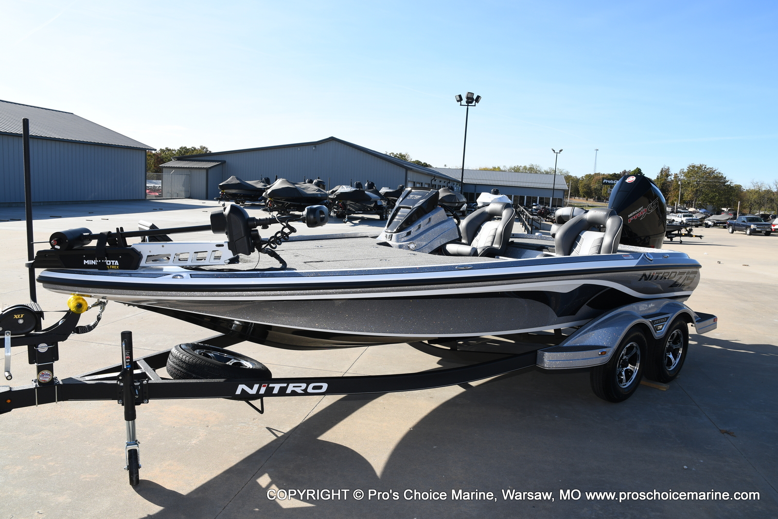2021 Nitro boat for sale, model of the boat is Z19 pro package & Image # 49 of 50