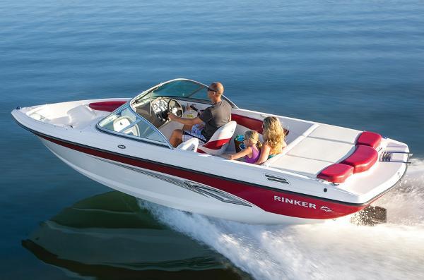 2014 Rinker boat for sale, model of the boat is Captiva 186 BR & Image # 1 of 5