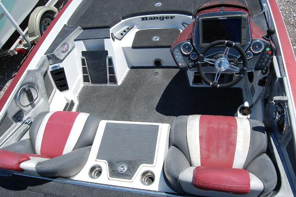 2014 Ranger Boats boat for sale, model of the boat is Z520C & Image # 2 of 10