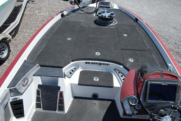 2014 Ranger Boats boat for sale, model of the boat is Z520C & Image # 4 of 10