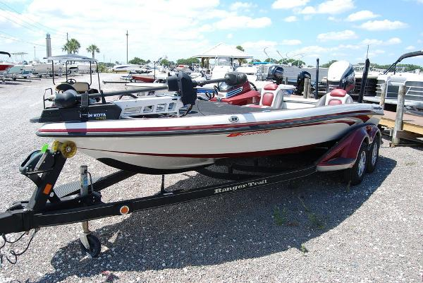 2014 Ranger Boats boat for sale, model of the boat is Z520C & Image # 9 of 10