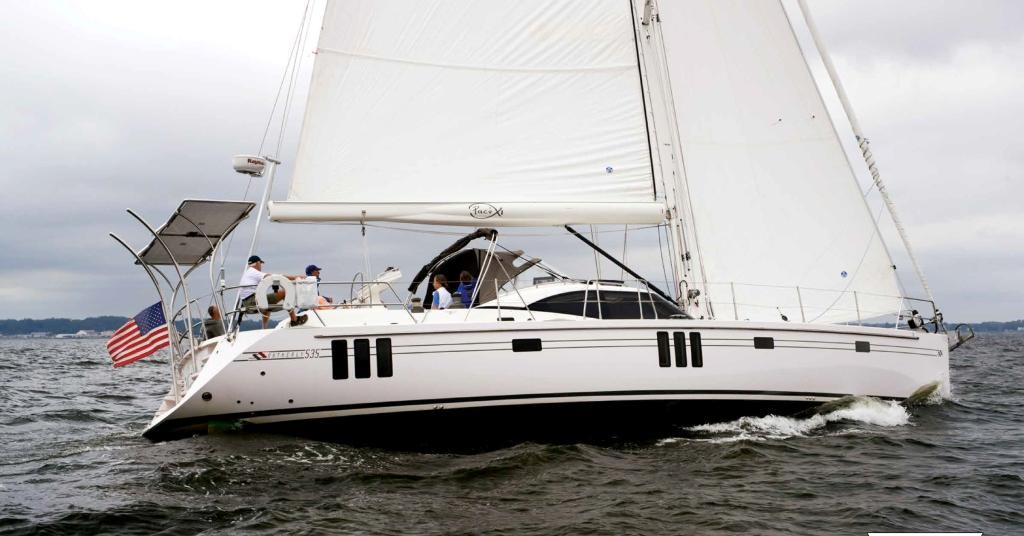 Southerly 535 Cruising World Boat of the Year Winner!