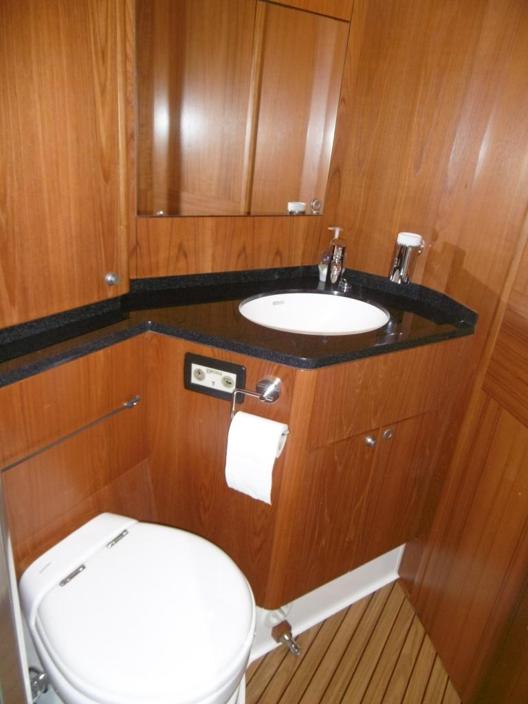 Private ensuite head