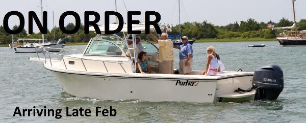 2021 Parker 2510 XLD Walkaround thumbnail