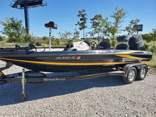 2008 TRITON TR 21X HP for sale