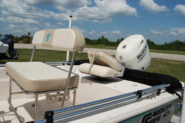 2019 Carolina Skiff boat for sale, model of the boat is 18 JVX & Image # 5 of 10