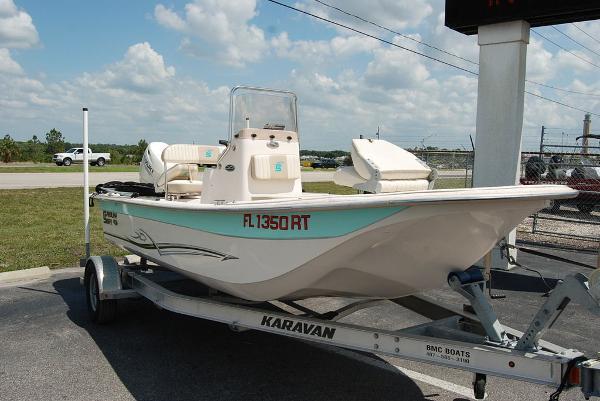 2019 Carolina Skiff boat for sale, model of the boat is 18 JVX & Image # 8 of 10