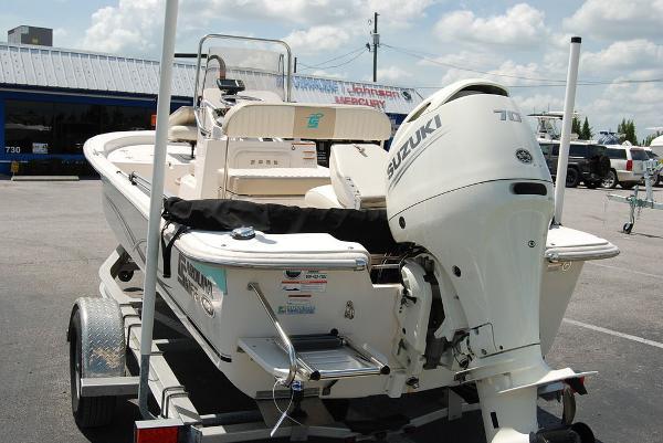 2019 Carolina Skiff boat for sale, model of the boat is 18 JVX & Image # 10 of 10