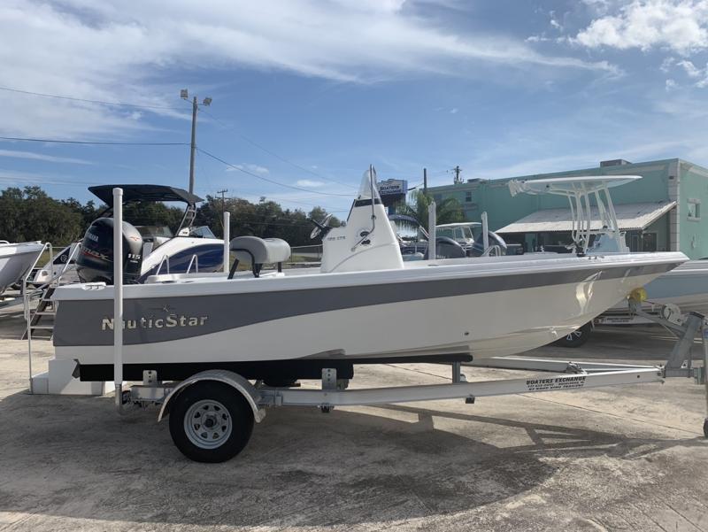 2021 NauticStar Boats 195 XTS