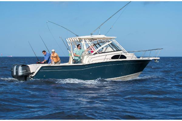 2022 GRADY - WHITE Marlin 300