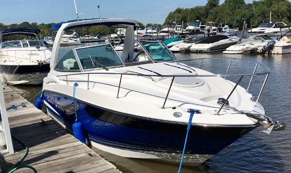 2019 Monterey 295 Sport Yacht thumbnail