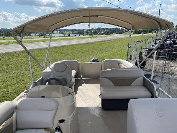 2017 Godfrey Pontoon boat for sale, model of the boat is 2286 & Image # 4 of 11