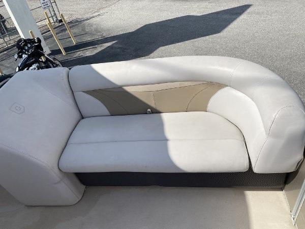 2017 Godfrey Pontoon boat for sale, model of the boat is 2286 & Image # 6 of 11