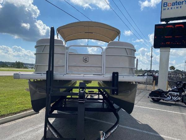 2017 Godfrey Pontoon boat for sale, model of the boat is 2286 & Image # 7 of 11