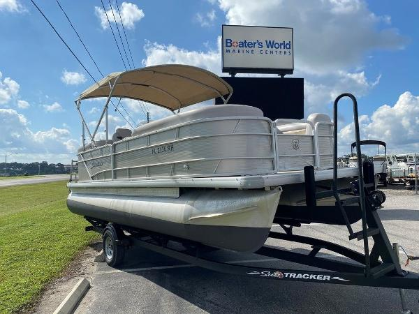 2017 Godfrey Pontoon boat for sale, model of the boat is 2286 & Image # 8 of 11