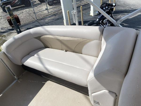 2017 Godfrey Pontoon boat for sale, model of the boat is 2286 & Image # 9 of 11