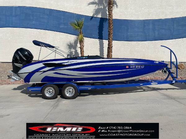 2019 Domn8er 22 deck boat