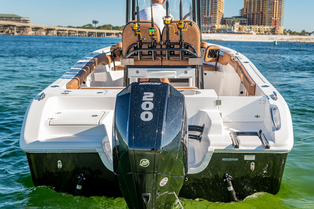 2021 Sea Pro boat for sale, model of the boat is 219 Deep-V Center Console & Image # 12 of 16