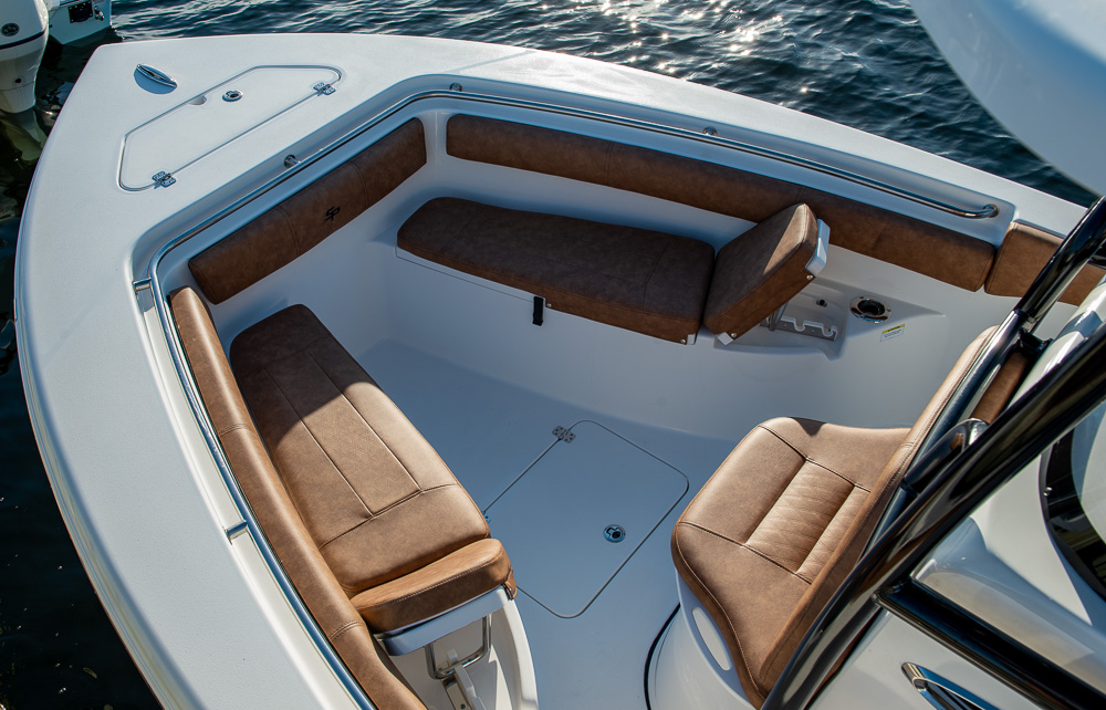 2021 Sea Pro boat for sale, model of the boat is 219 Deep-V Center Console & Image # 13 of 16
