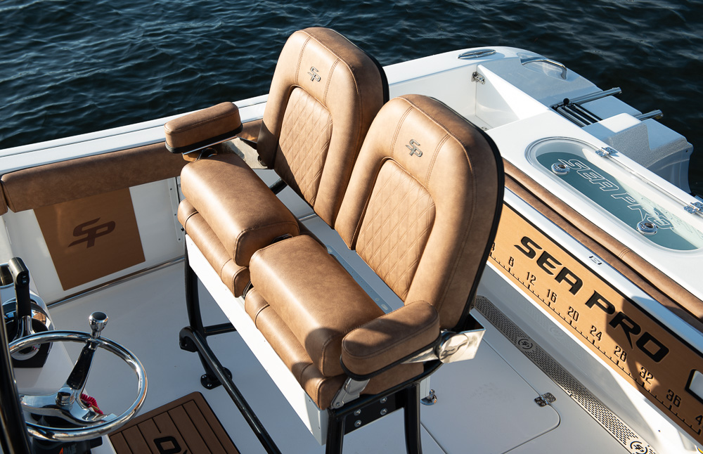 2021 Sea Pro boat for sale, model of the boat is 219 Deep-V Center Console & Image # 15 of 16
