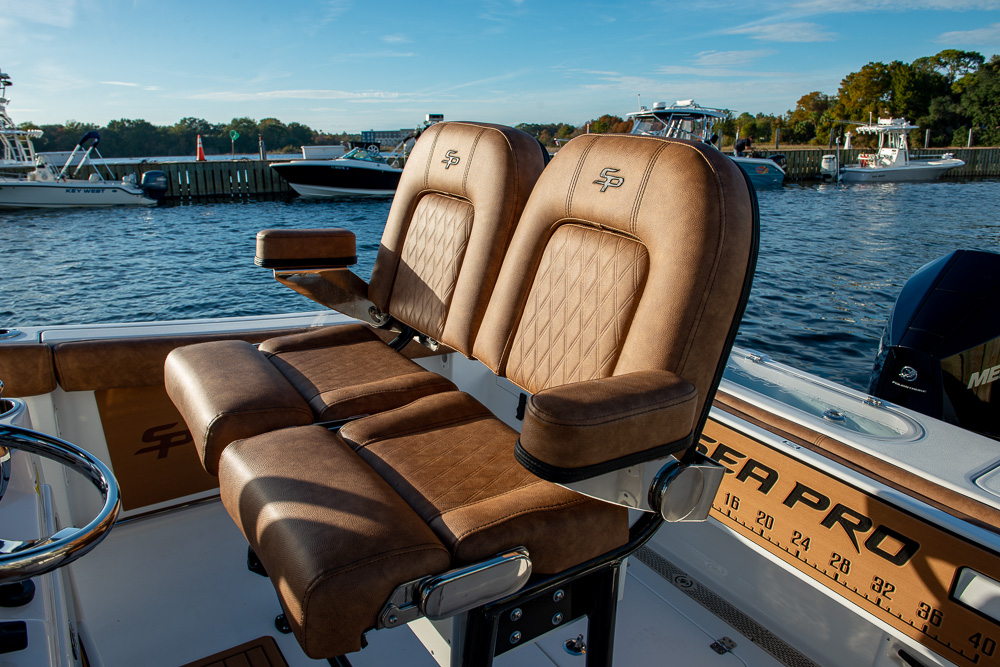 2021 Sea Pro boat for sale, model of the boat is 219 Deep-V Center Console & Image # 7 of 16