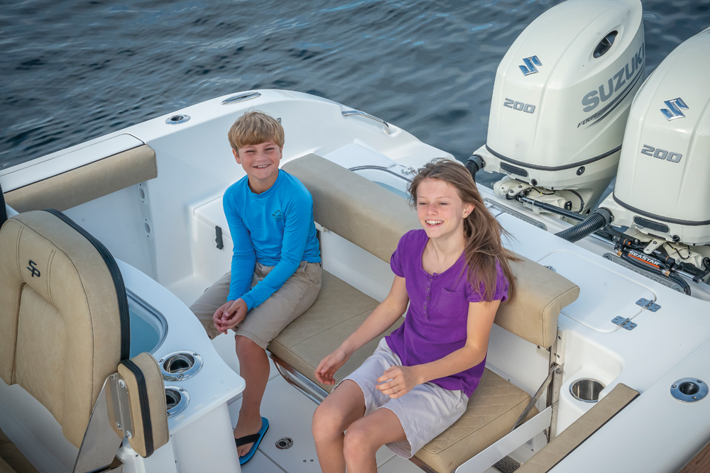 2021 Sea Pro boat for sale, model of the boat is 259 DLX Deep-V Center Console & Image # 10 of 18