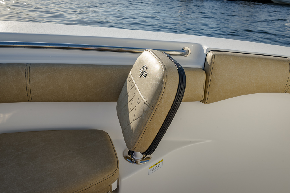 2021 Sea Pro boat for sale, model of the boat is 259 DLX Deep-V Center Console & Image # 17 of 18
