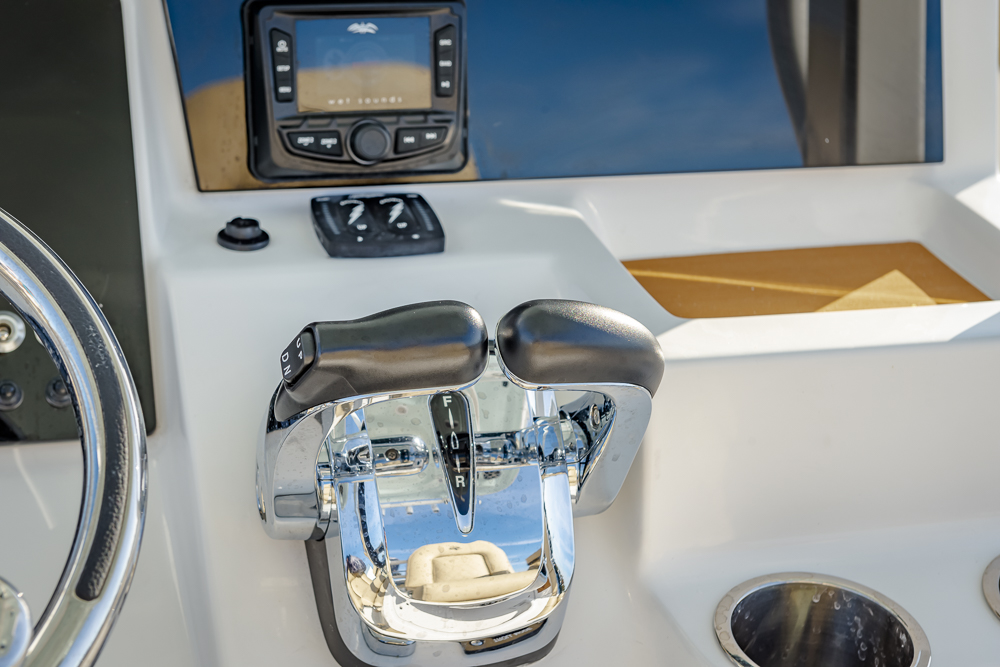 2021 Sea Pro boat for sale, model of the boat is 259 DLX Deep-V Center Console & Image # 18 of 18
