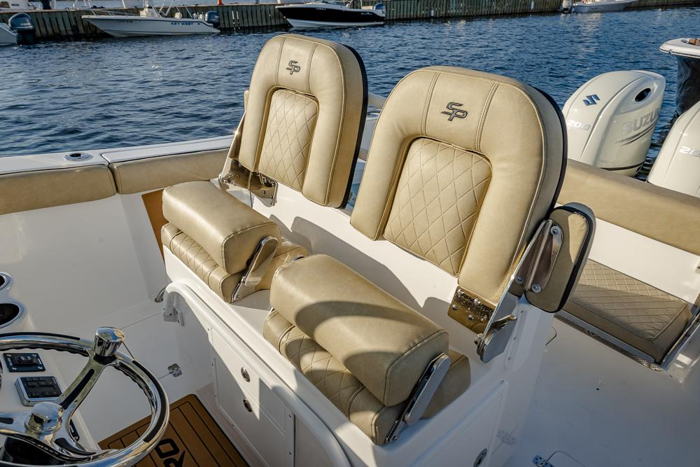 2021 Sea Pro boat for sale, model of the boat is 259 DLX Deep-V Center Console & Image # 14 of 18