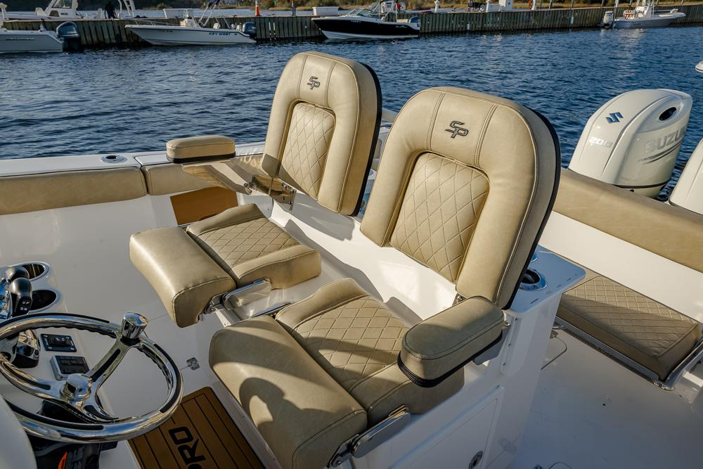 2021 Sea Pro boat for sale, model of the boat is 259 DLX Deep-V Center Console & Image # 15 of 18