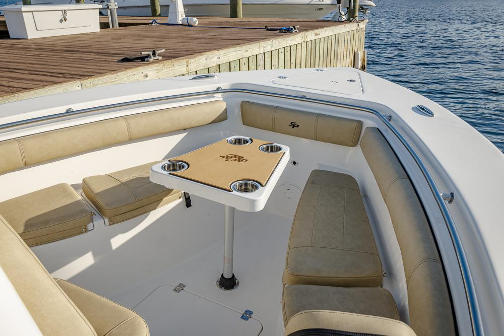 2021 Sea Pro boat for sale, model of the boat is 259 DLX Deep-V Center Console & Image # 7 of 18