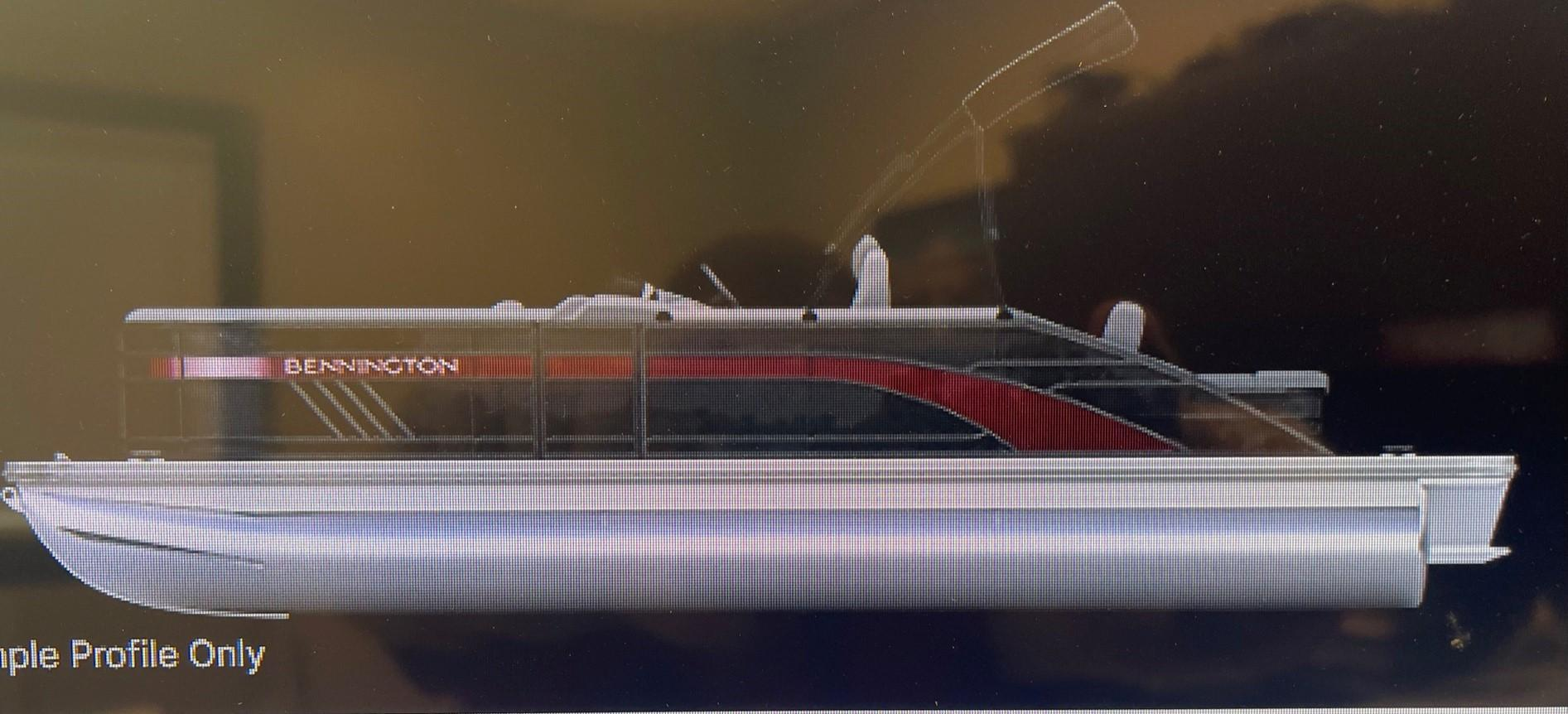 Image of 2022 Bennington 22 LSB