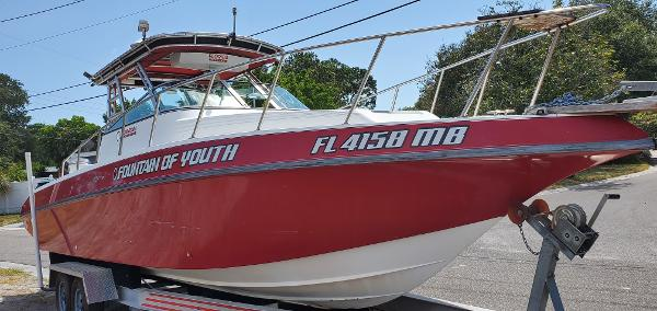 1993 FOUNTAIN Sportfish Cruisers 31ft